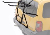 Hollywood Racks F4 Heavy Duty 4-Bike Trunk Mount Bike Rack Review