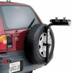 Surco BT300 3-Bike Spare Tire Bike Rack Review