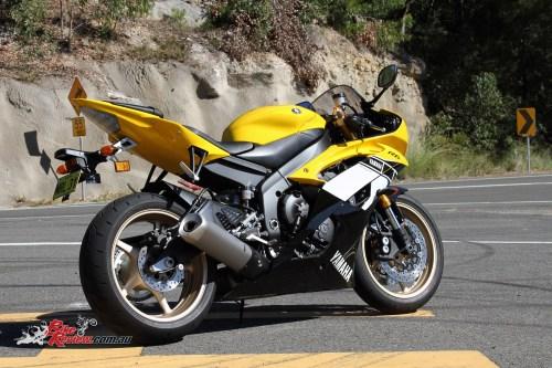 small resolution of bike review 2016 yamaha yzf r6 se 60th statics 6