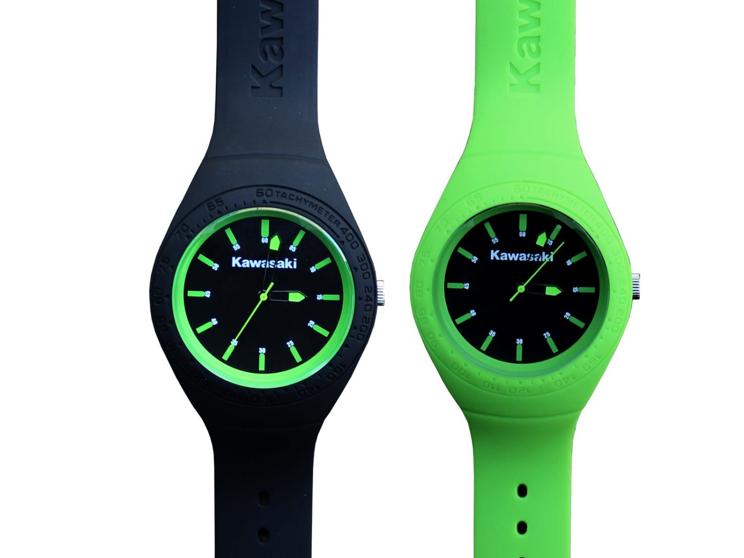 New Product Kawasaki Silicone Watch  Bike Review