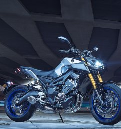 yamaha unveil new tracer gt mt 09 sp at eicma [ 1920 x 1280 Pixel ]