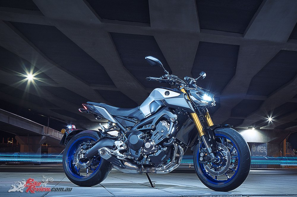 medium resolution of yamaha unveil new tracer gt mt 09 sp at eicma