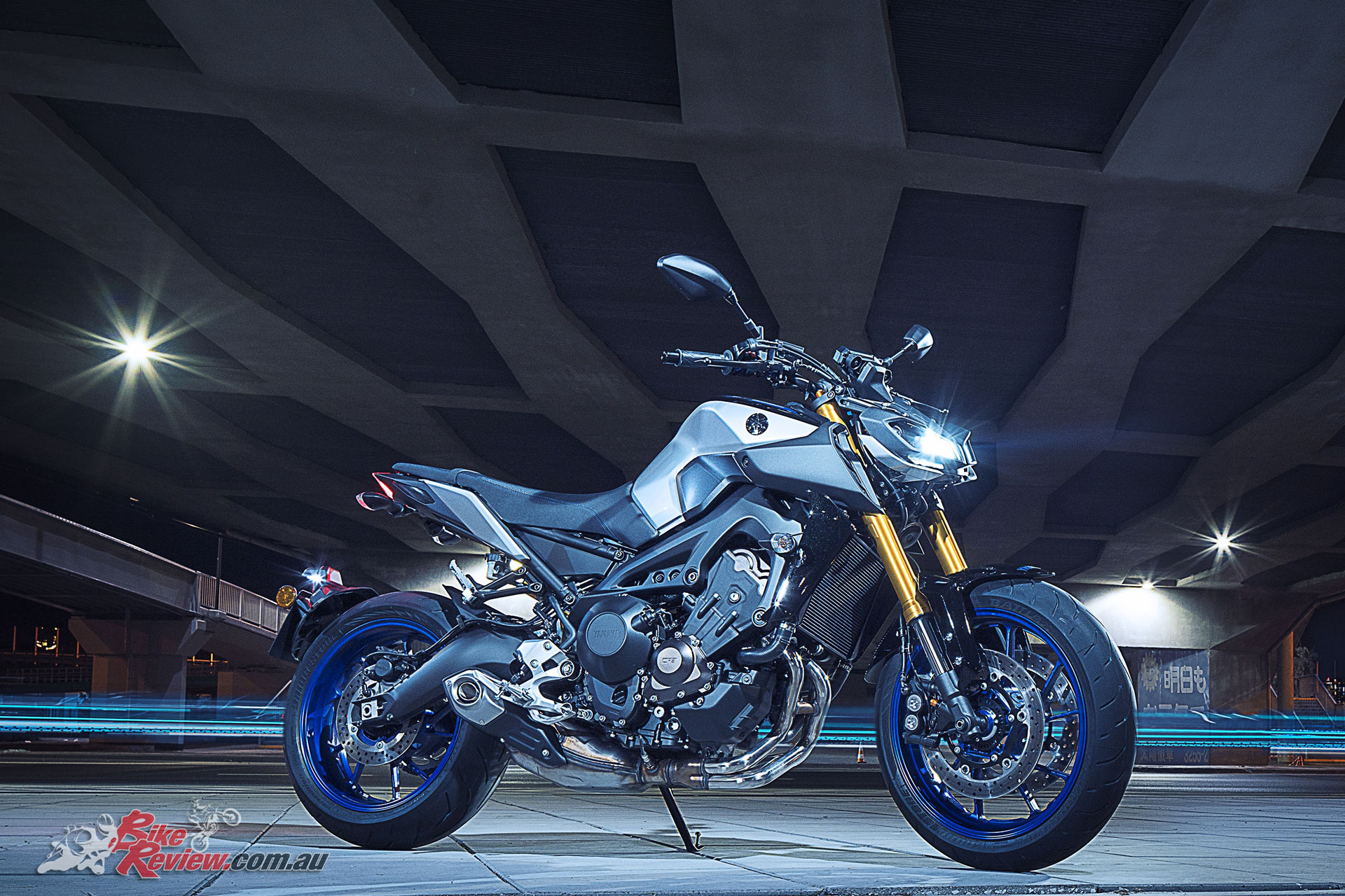 hight resolution of yamaha unveil new tracer gt mt 09 sp at eicma