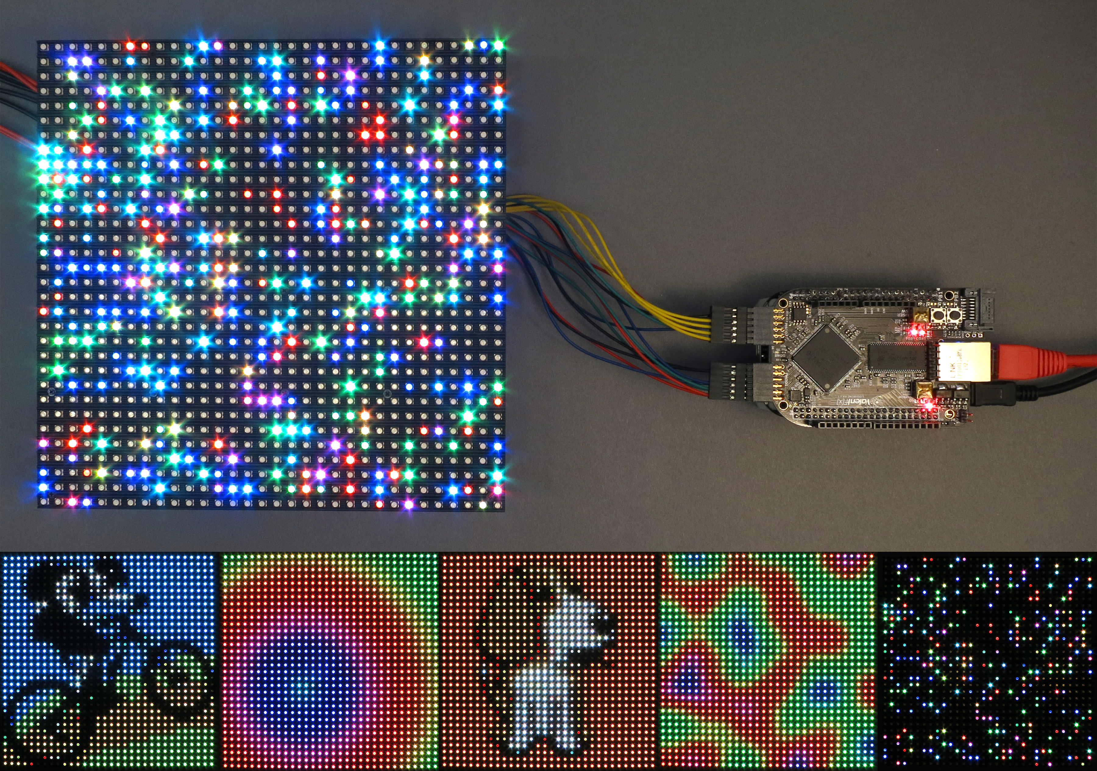 Led Light Display Software