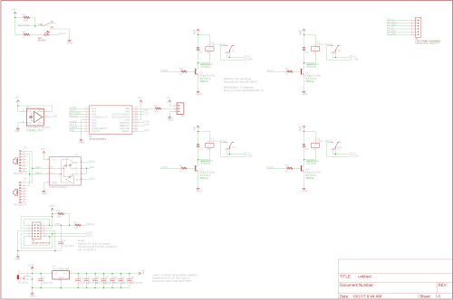small resolution of dmx relay board schematic
