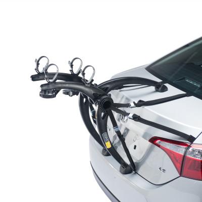 Saris Bones 2 Bike Trunk Mount Bike Rack Review
