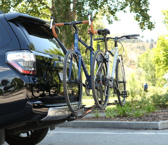 Swagman XC Cross-Country 2-Bike Hitch Mount Bike Rack