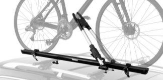 Thule 599XTR Big Mouth Upright Roof Mount Bike Rack