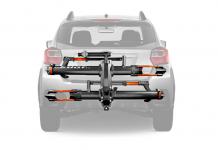 tyger deluxe 4 bike carrier rack review