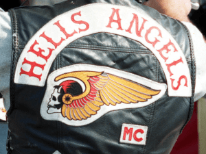 Hells Angels patch