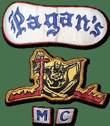 Pagan's Motorcycle Club logo