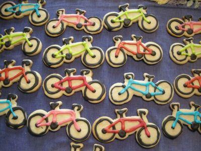 Bike Cookiez... mmm...