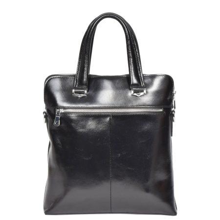 Slimline Organiser Shoulder Bag H9811 Black
