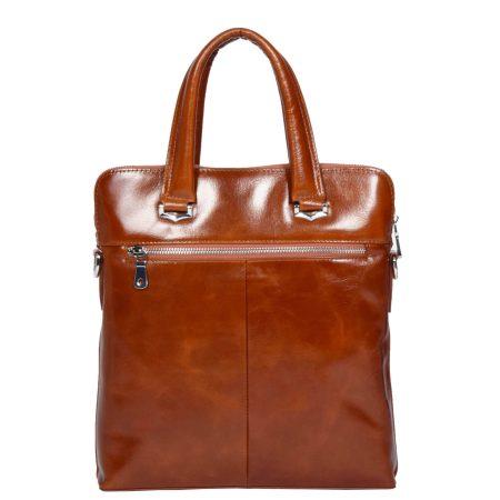 Slimline Organiser Shoulder Bag H9811 Tan