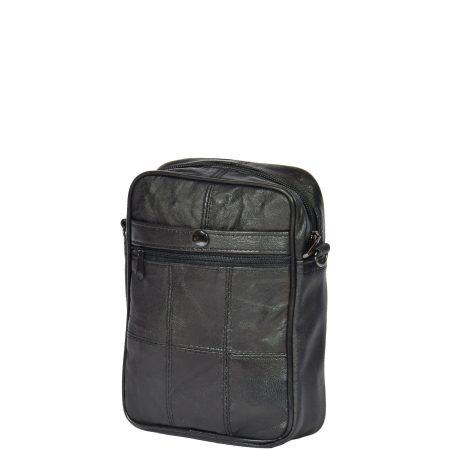 Small Bag with a Wrist Strap HOL954 Black