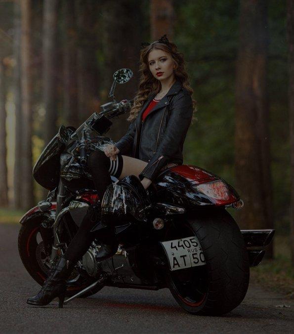 Women's Bikers Leather Jackets