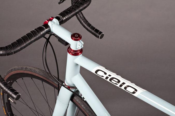 Chris King Cielo Cycles frame shop halts bike production Cielo Road Racer disc