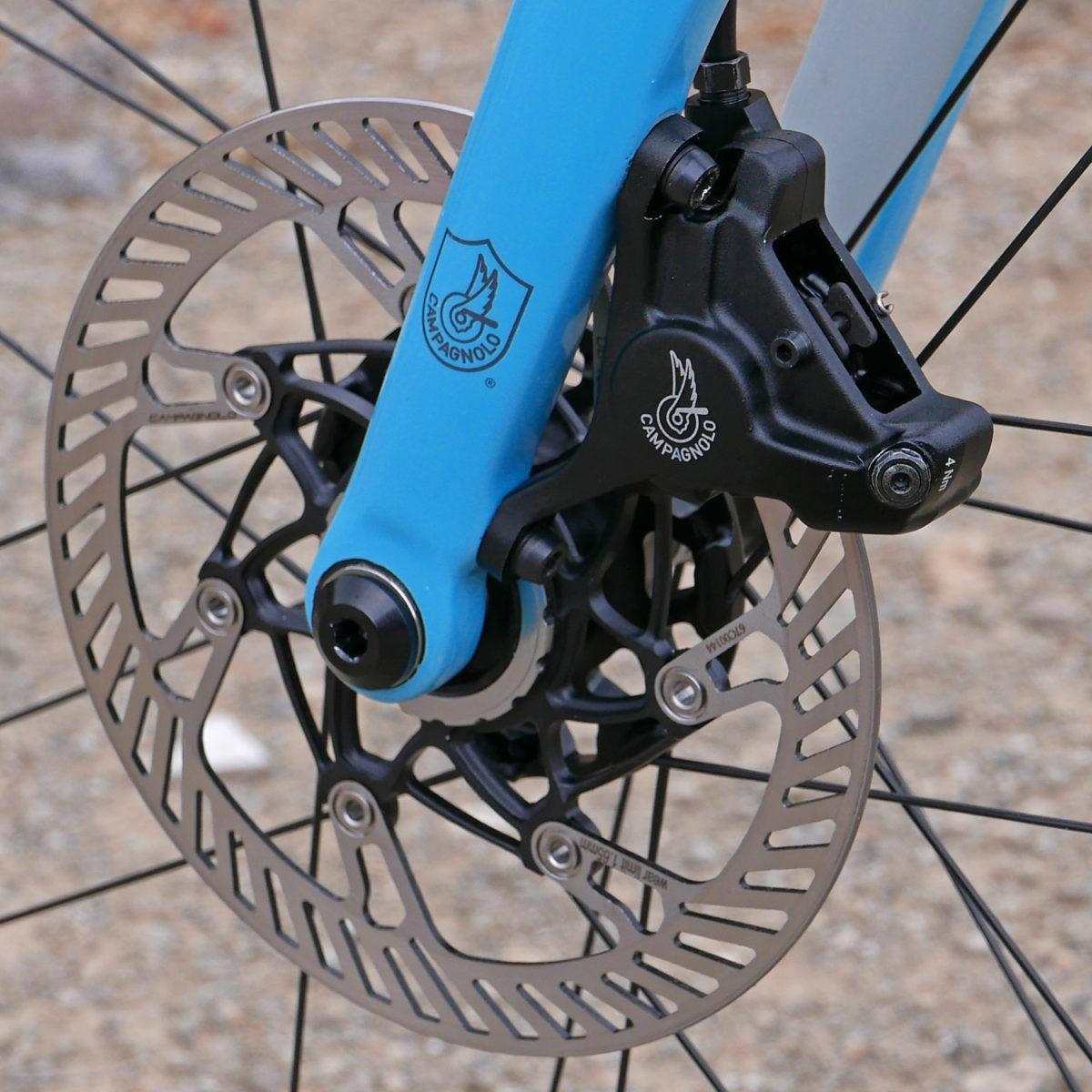 6eff64079 Campagnolo debuts hydraulic disc brakes all the way to affordable Potenza  11 alloy groupset