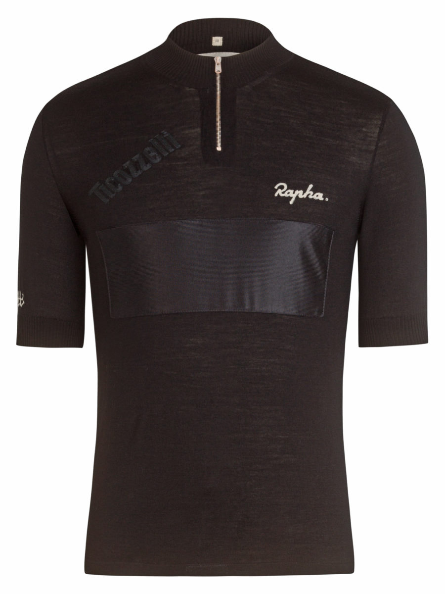 It then gets accented across the 3+1 rear pockets with a profile of the 1940  stage up to Abetone where Coppi first made his mark on the Giro. fbb94849e