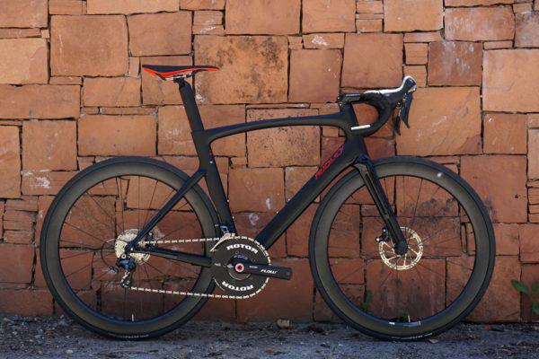 2018 Ridley Noah SL Aero+ disc brake road bike