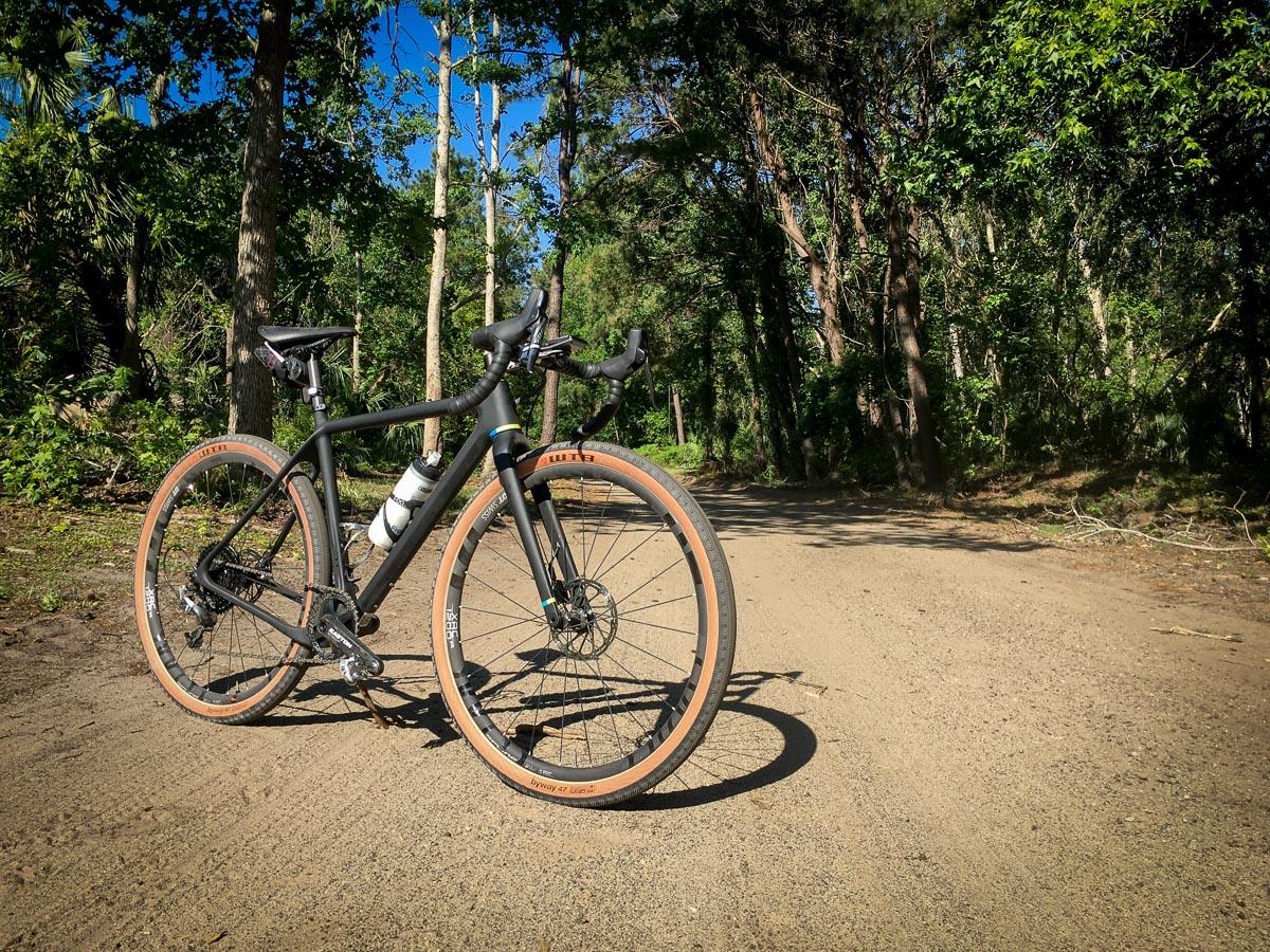 OPEN U.P.P.E.R. long term ride review actual weights carbon gravel road  plus bike wtb Byway 14d3c4751