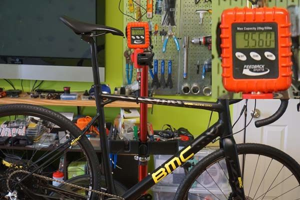 BMC CrossMachine CXA01 alloy cyclocross bike review and actual weight