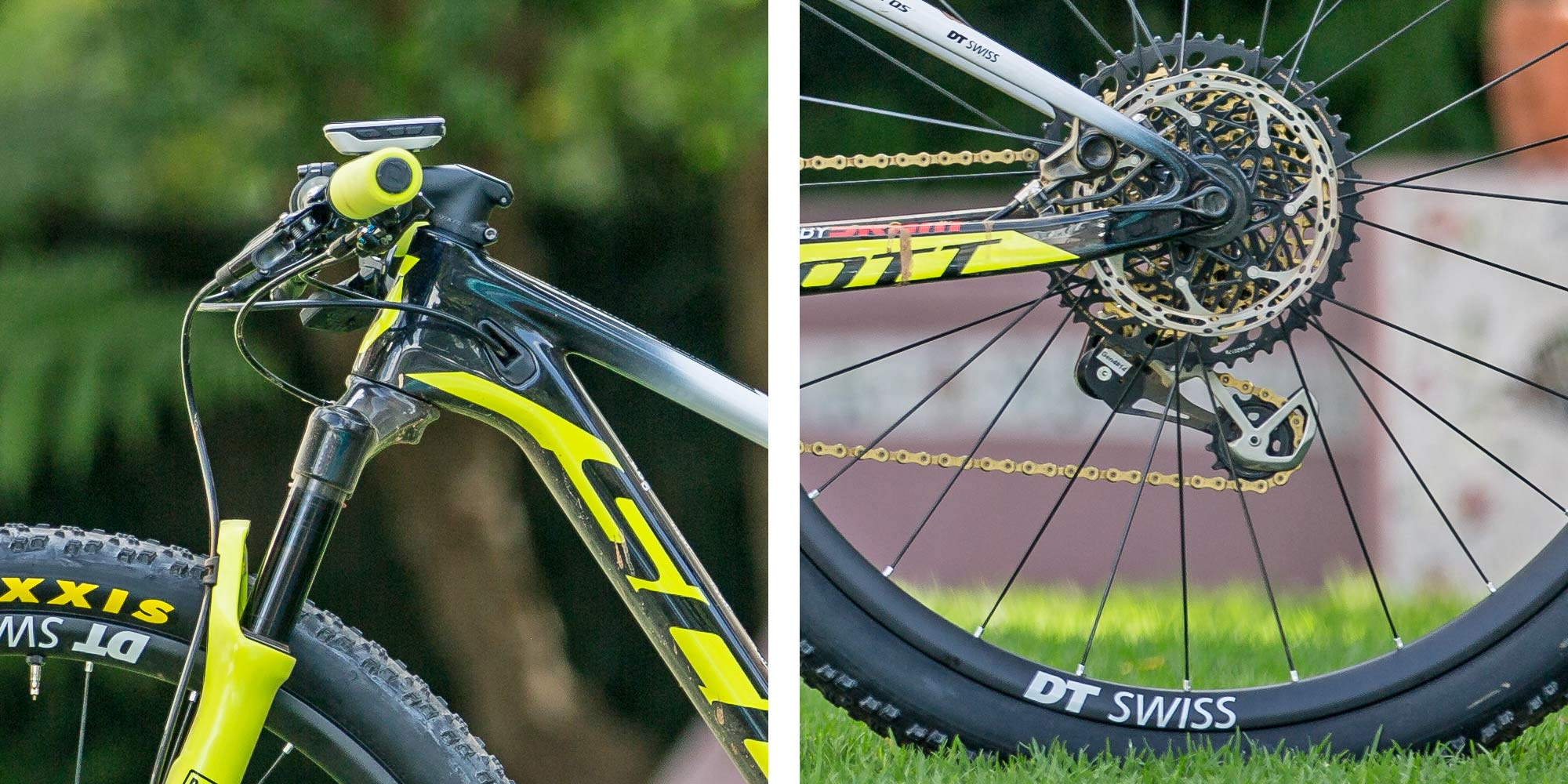 Sneak Peek  SRAM Blackbox Eagle eTap wireless mountain bike shifting ... a0c27cce5