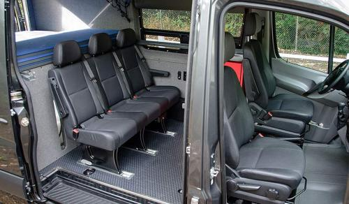 small resolution of how to add custom seating to sprinter van or camper van