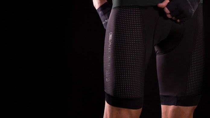 Endura Pro SL Lite bibshorts, perforated legs