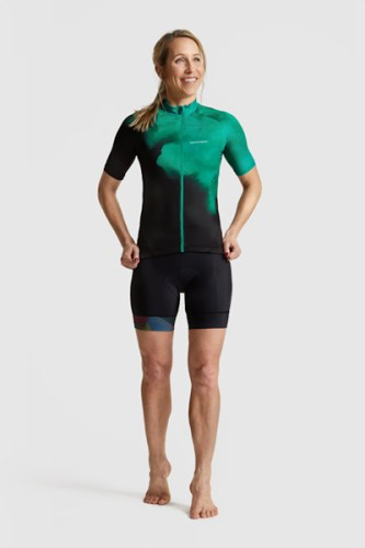 Peppermint clothing 2018, signature jersey, front