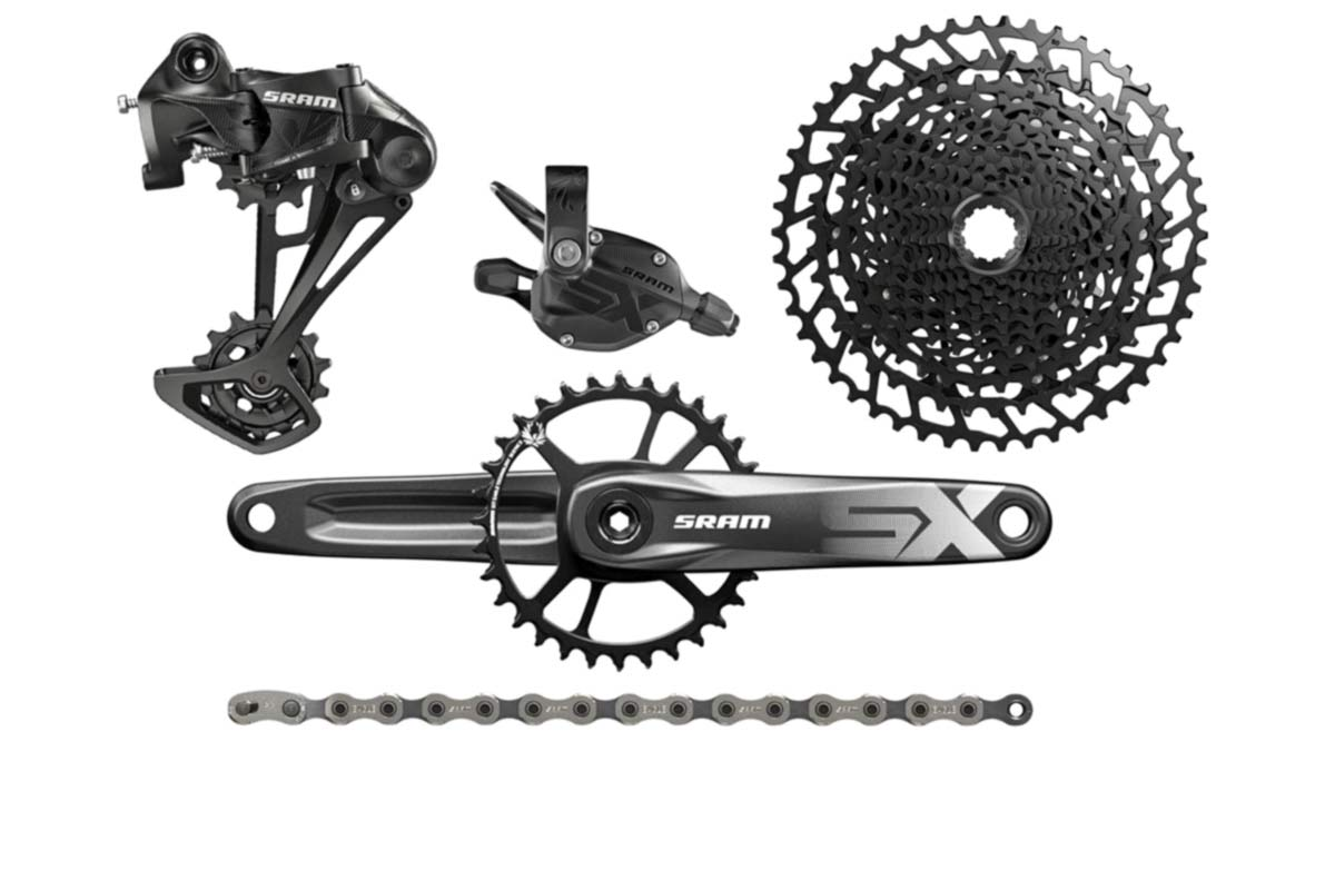 Sram Sx Eagle Brings Even More Affordable 1x12 Mountain