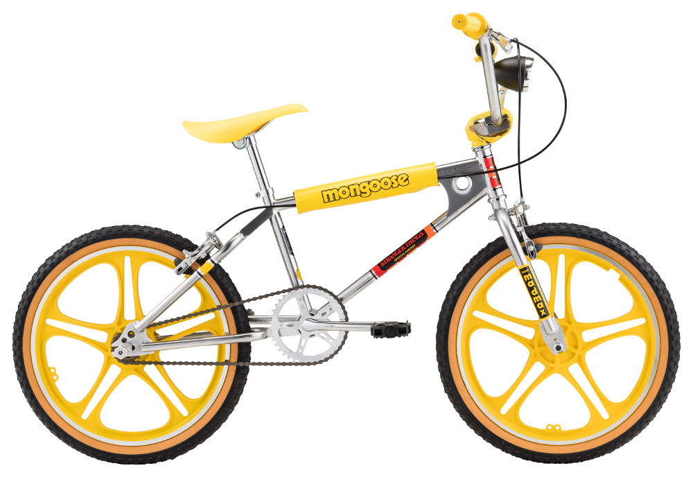 mongoose goes retro for