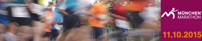 Marathon No. 2: 30. München Marathon 11.10.2015