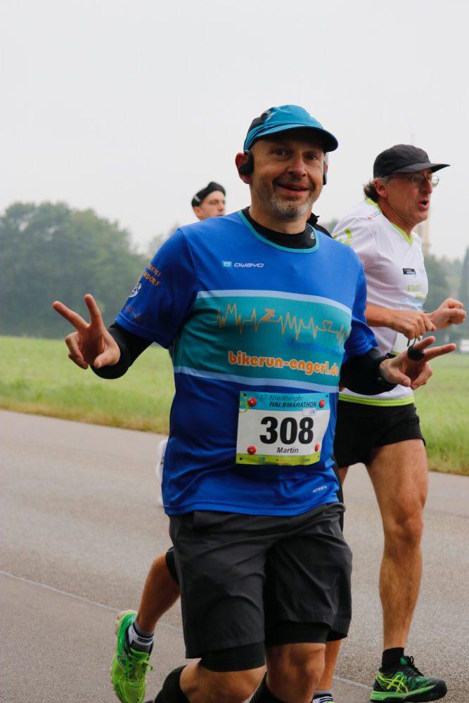08.09.2019: 17. Friedberger Halbmarathon