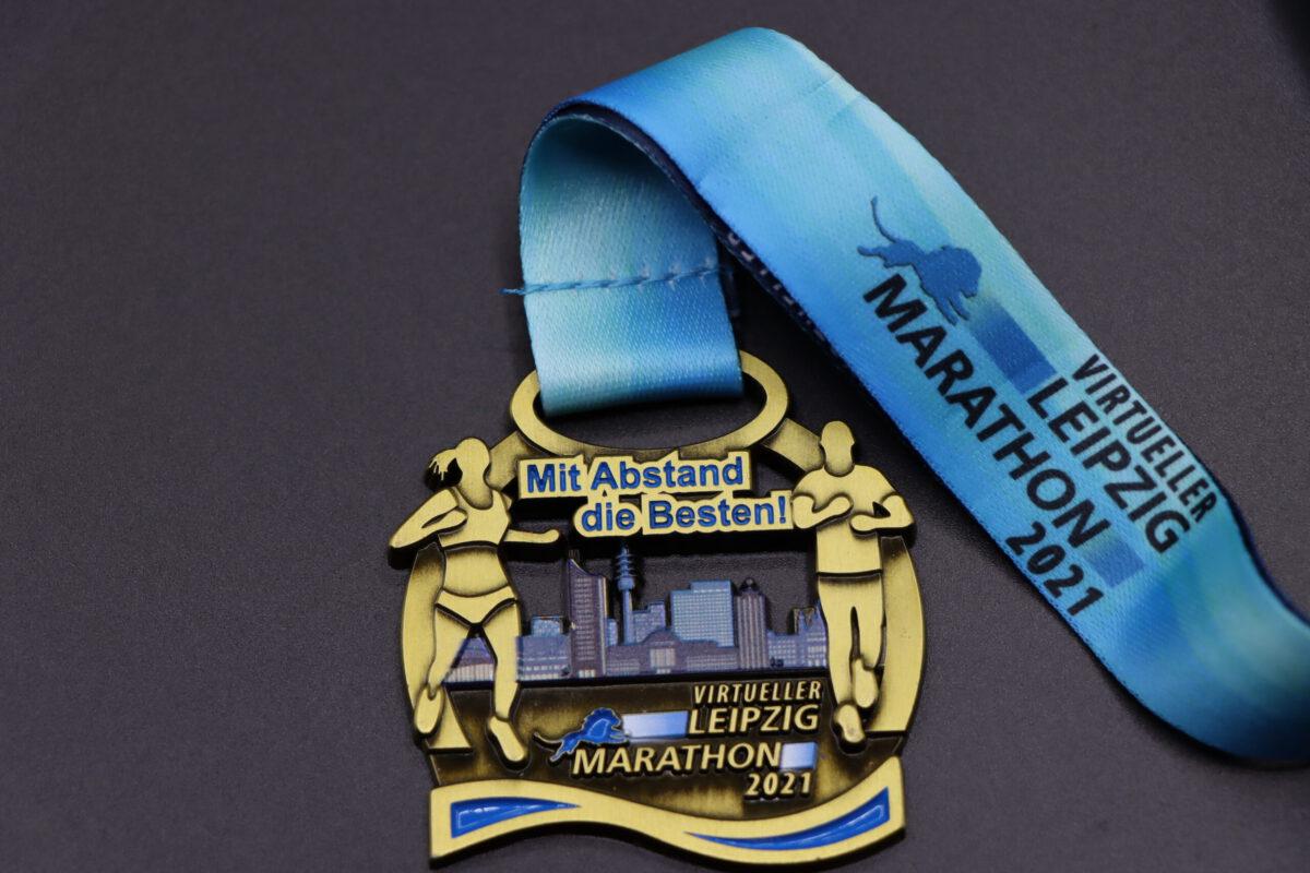 Marathon No. 16: Leipzig Marathon (Gernlinden)