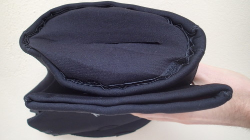 Bar Mitts Extreme sleeve opening compared