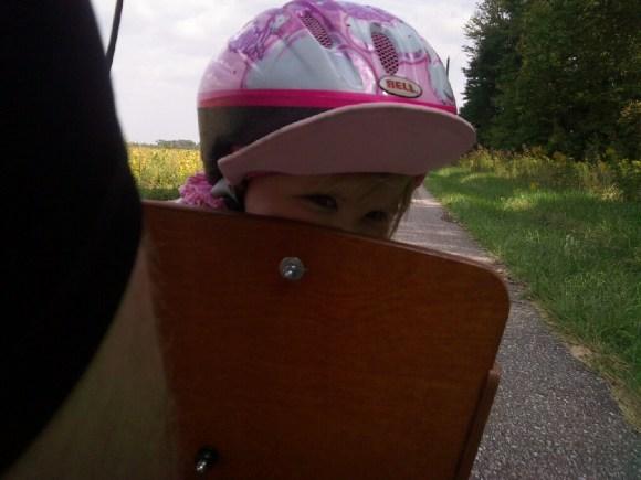 Rider portrait: Lena