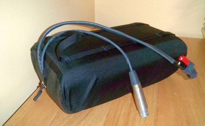 DIY battery box for electric Yuba Mundo