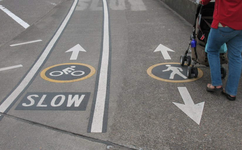 Is your street already wide enough for bike lanes? Find out for $10.