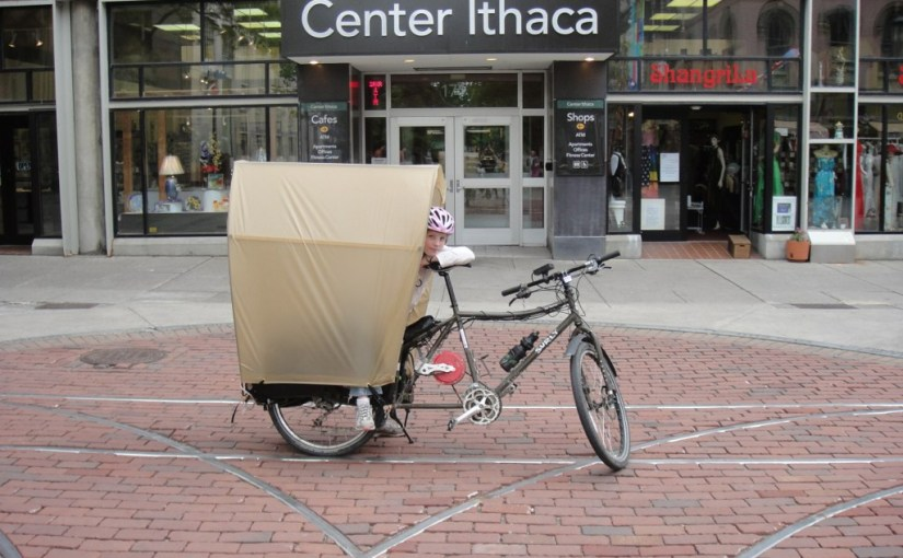 Cargo Bikes vs Bike Trailers