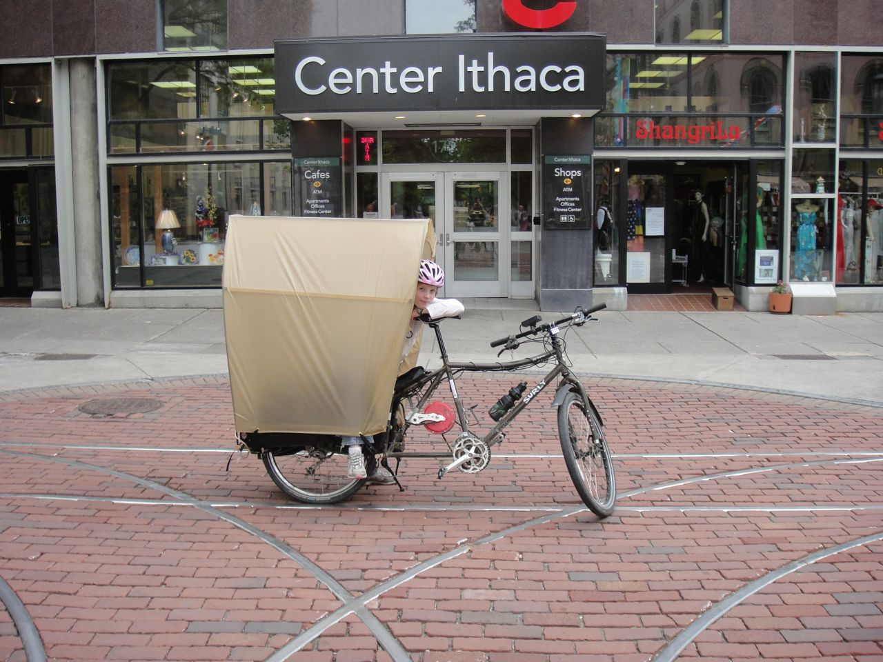 How To Make The Bike Wagon Canopy For Xtracycles Bikes
