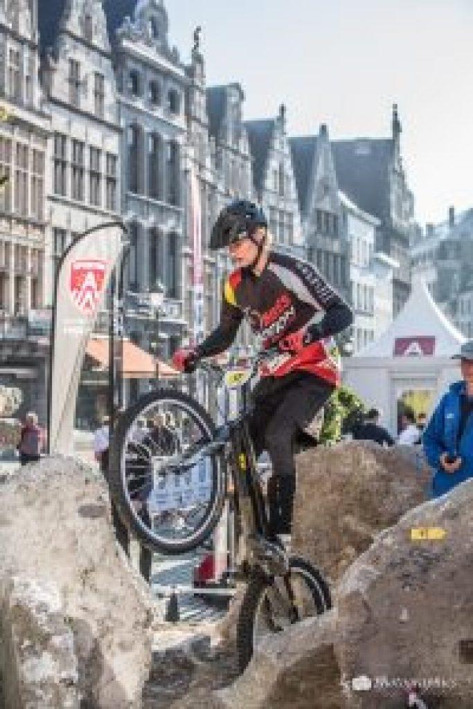 Jannis Worldcup Antwerpen