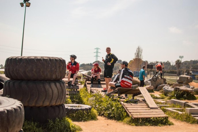 Trainingslager Spanien La Poma