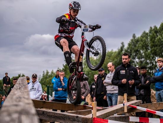 Deutsche Meisterschaft 20″ in Heiligenrode