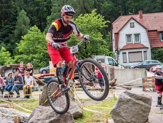 Deutsche Meisterschaft 26″ und Norddeutsche Meisterschaft in Gräfenroda