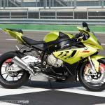 Bmw 2 Stage Touch Up Paint Kit S1000rr K1300r 2009 2011 Acid Green Met Auto Parts Accessories Motorcycle Parts