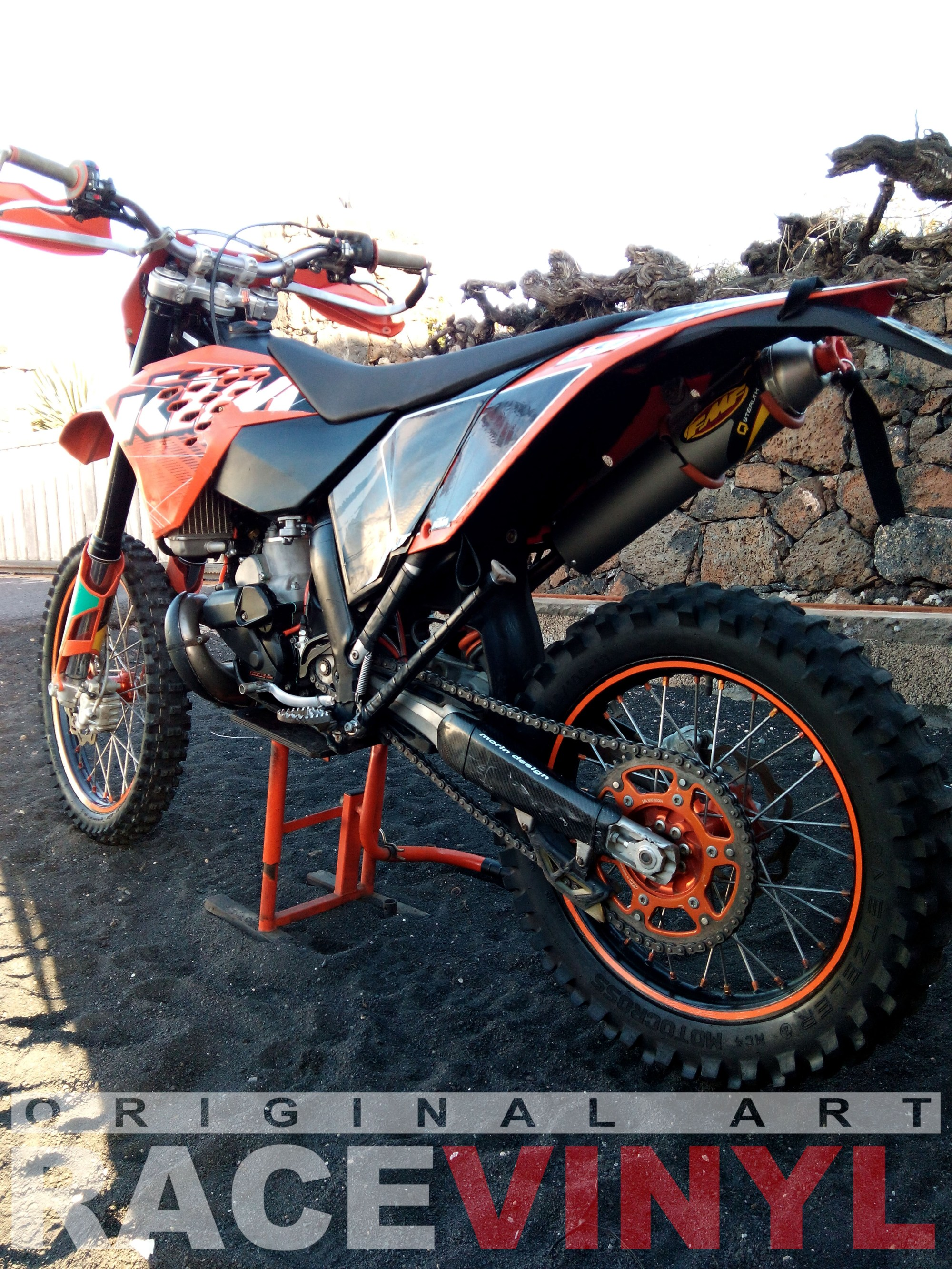 hight resolution of 1997 ktm 400 lc4 lse 6