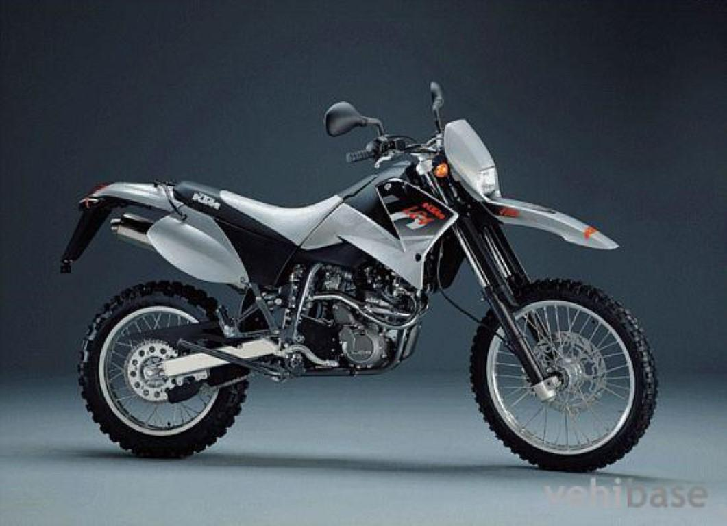 hight resolution of 1999 ktm lc4 e 400 5