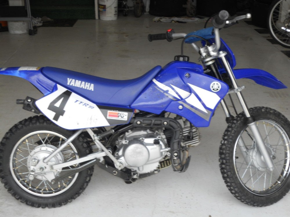 medium resolution of 2004 yamaha tt r 90 e 1
