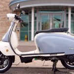 Royal Alloy Tg 125cc S Modern Classic Scooter Motogb